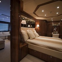 Barracuda Red Sea Yacht VIP Stateroom - Side View
