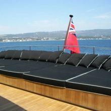 Tugatsu Yacht Sunpads