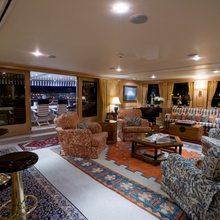 Leander G Yacht Upper Salon