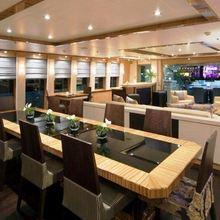 Hokulani Yacht Dining Room