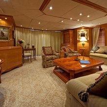 Lady Anastasia Yacht Skylounge