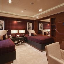 Vision Yacht Twin Stateroom