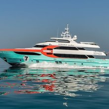 Obsession Yacht