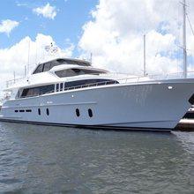 Queen of Diamonds Yacht
