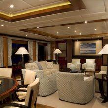 Reef Chief Yacht Main Salon
