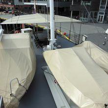 Elsa Yacht Tender Storage