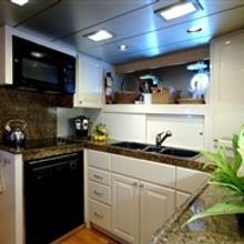 Bermuda IV Yacht