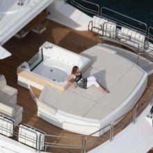 Regulus Yacht Sunpads