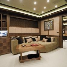 Force India Yacht Saloon Ensuite