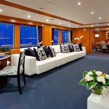 Genesia Yacht Main Salon