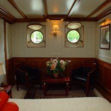 Elsa Yacht Master Stateroom