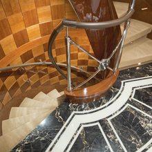 BB Yacht Stairwell