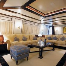 Providence Yacht Main Salon - Seating