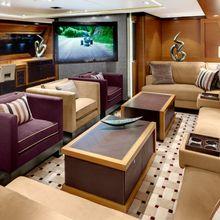 Kokomo III Yacht Saloon - Screen