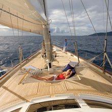 Norfolk Star Yacht Hammock