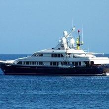 Aurora B Yacht