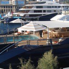 Seven Seas Yacht Sundeck