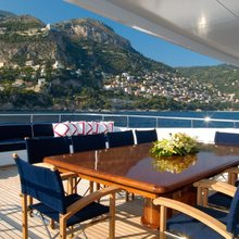 Oxygen Yacht Dining Table