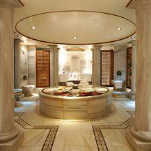 Savarona Yacht Master Bathroom