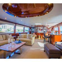 The Beeliever Yacht