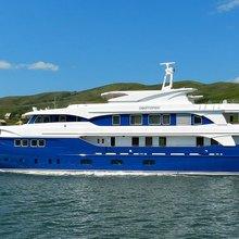 Bayterek Yacht