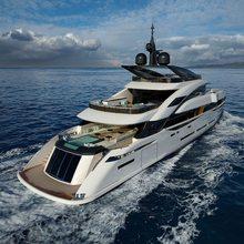 ISA Gran Turismo 45 Yacht