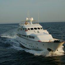 Lady Aida Yacht