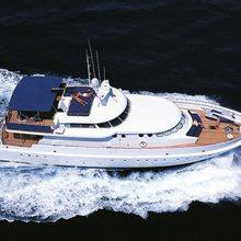 Cohete Yacht