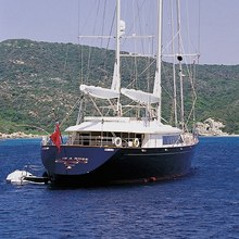 Is A Rose Yacht Stern