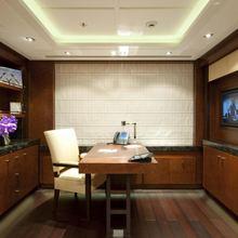 Huntress Yacht Master Stateroom Study