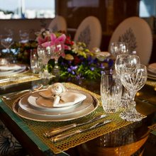 Rena Yacht Dining Table