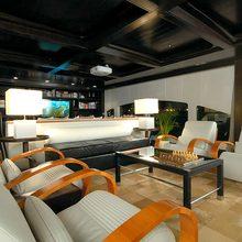 Slo Mo Shun Yacht Bridge Deck Saloon