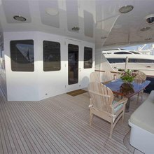 Checkers Yacht
