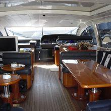 Chanel Yacht