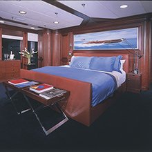 Focus Yacht Master Stateroom - Overview