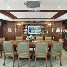 Aquarius S Yacht