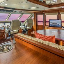 Afterglow Yacht