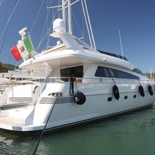 Florence D.F.M Yacht