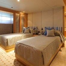 Ventum Maris Yacht Twin Stateroom