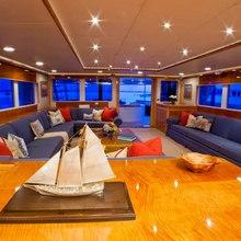 Rena Yacht Salon - Detail