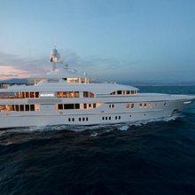 Huntress Yacht Main Profile