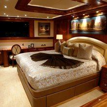 Nina Lu Yacht Master Stateroom