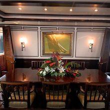 Providence Yacht Dining Salon