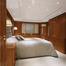 Is A Rose Yacht Guest Stateroom
