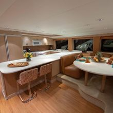 Golden Touch Yacht