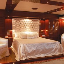 Ariete Primo Yacht Master Stateroom