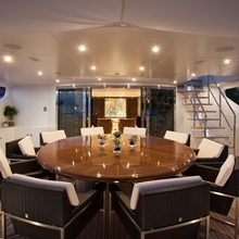 4YOU Yacht Exterior Dining