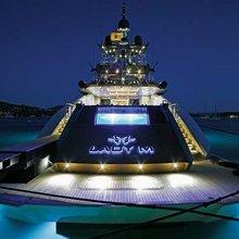 Lady M Yacht