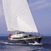 Is A Rose Yacht Underway