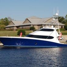 Fan Tail Yacht